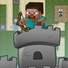 Jogos Minecraft Tower Defense 2