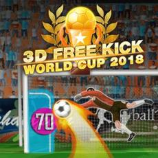 3D Free Kick World Cup 2018