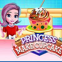 Princess Make Cup Cake | Friv 2