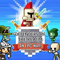 DEFENDER OF THE REALM: AN EPIC WAR