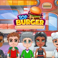 top burger cooking | Jogos friv
