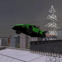Project Car Physics Simulator: Los Angeles